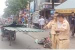 Tạm giữ hình sự lái xe 'máy chém' khiến bé trai 9 tuổi chết thảm