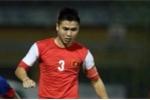 Cầu thủ SLNA cố tình đấm gãy sống mũi cầu thủ Đắk Lắk