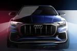 Soi SUV Audi Q8 2017 cực 'ngầu' trước ngày ra mắt