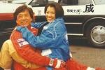 Thành Long hàn gắn quan hệ với Hoa hậu Hong Kong sau 22 năm ân oán