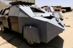 Mục sở thị dàn xe 'quái dị' dùng để đánh bom tự sát của IS