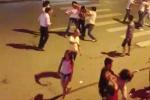 Truy bắt băng nhóm hỗn chiến trong đêm ở Quảng Ninh