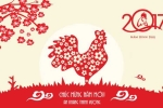 Những lời chúc Tết hay và ý nghĩa nhất năm Đinh Dậu 2017