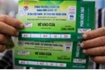 Giao hữu Việt Nam - Triều Tiên: Phe vé mua gom từ sáng sớm, giá vé đẩy cao gấp đôi