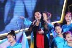 NSND Thanh Hoa xúc động hát tổng duyệt 'Đêm nghe hát đò đưa nhớ Bác'