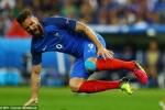 Pháp có nguy cơ mất 'trọng pháo' trận gặp Đức