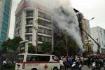 Bộ Công an ra công điện hỏa tốc sau vụ cháy quán karaoke làm 13 người chết