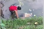 Thi thể 2 thanh niên dưới mương nước ở Hưng Yên