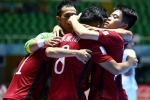 Truyền thông quốc tế ngả mũ trước chiến thắng gây sốc của Futsal Việt Nam