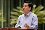 Ông Đinh La Thăng gợi ý bắn pháo hoa vào cuối tuần tại TP.HCM