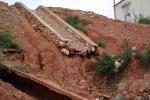 Công trình hơn 700 tỷ đồng ở Nghệ An chưa xong đã sạt lở, nứt toác