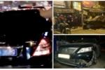 Xe biển xanh gây tai nạn bỏ chạy trên phố Hà Nội: Người truy đuổi có phạm luật?