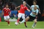 Xứ Wales trả giá đắt cho vé vào bán kết Euro 2016
