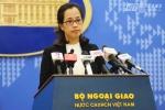 Bộ Ngoại giao Việt Nam lên tiếng vụ Thái Lan bắn tàu cá tỉnh Bến Tre