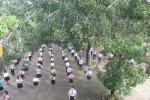 Học sinh tự hát Quốc ca: Lòng tự hào dân tộc nhân lên gấp bội