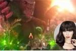 Cháy sân khấu lễ ra mắt phim Kong: Skull island khi đang làm MC, Hà Anh lên tiếng