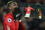 Man Utd 1-1 Liverpool: Pogba tồi tệ khiến Man Utd hòa cay đắng