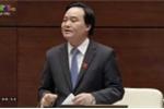 Đến 2020 đa số thanh niên Việt không nói được tiếng Anh: Bộ trưởng GD-ĐT nhận trách nhiệm