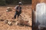 San phẳng lăng mộ vợ vua triều Nguyễn làm bãi đậu xe: 'Công an cần sớm điều tra'