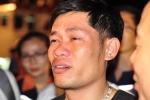 Chìm tàu Hải Thành, 9 người mất tích: 'Các bác cố gắng cứu bố cháu với'
