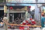 Cháy cửa hàng dịch vụ cưới hỏi giữa Sài Gòn, cả gia đình chết thảm