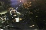 Xe máy kẹp 5 gặp tai nạn, 6 người thương vong