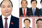 Quốc hội phê chuẩn danh sách 27 thành viên Chính phủ