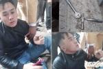 Phóng viên bị cảnh sát 'gạt tay vào má' phối hợp với công an bắt trộm