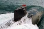 Hé lộ bí ẩn về tàu ngầm 'Sói biển' tuyệt mật của Mỹ