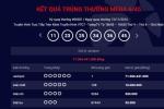 Người trúng số Vietlott 71 tỷ đồng mua vé tại TP.HCM, chưa liên lạc nhận thưởng