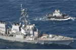 Chiến hạm Mỹ bị đâm: 7 thủy thủ đã chết, tìm thấy thi thể bên trong tàu