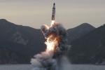 Hàn Quốc: Triều Tiên thử tên lửa đe dọa cả thế giới