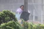 Ảnh: Siêu bão đổ bộ Hong Kong