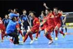 Thi đấu thăng hoa, Futsal Việt Nam thăng tiến thần tốc