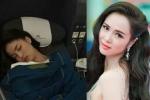 Hoa hậu Việt bàn về nét duyên con gái qua dáng ngủ Kỳ Duyên