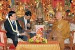 Chủ tịch nước tiếp tục các hoạt động thăm Vương quốc Campuchia