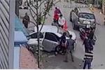 Video: Ai là người cầm lái xe Camry gây tai nạn?