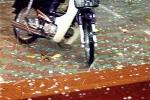 Clip: Mưa đá kèm gió lốc 'quần thảo' Đà Lạt