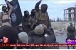 Clip: Bệnh hoại tử da tấn công phiến quân IS