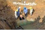 Tin mới vụ công ty Trung Quốc trúng thầu đường ống nước sông Đà