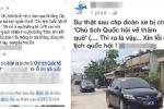 Đăng clip sai sự thật, hàng loạt facebooker gỡ bài và xin lỗi Chủ tịch Quốc hội