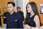 Hoài Lâm tình tứ cùng bạn gái dự đám cưới Mai Quốc Việt