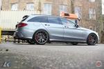 Mercedes-AMG C63 S Estate, mẫu xe lý tưởng dành cho gia đình