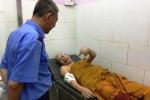 Sư thầy kể giây phút bị đệ tử đâm trong chùa ở Sài Gòn