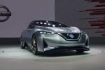 Nissan ra mắt dòng xe điện mới ngang tầm Chevrolet Volt và BMW i3 REx