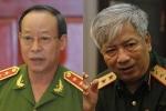 Thủ tướng bổ nhiệm lại Thứ trưởng Bộ Công an, Quốc phòng