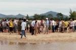 Thương tâm 3 học sinh tắm sông chết đuối sau lễ khai giảng