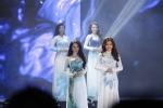 30 nhan sắc Hoa hậu Việt Nam toả sáng trong áo dài 'Ngọc Viễn Đông'