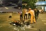 Xe máy lao vào đầu xe tải, một người đàn ông chết thảm