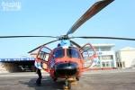 Cận cảnh màn rước cúp trên trực thăng tặng CLB Hải Phòng